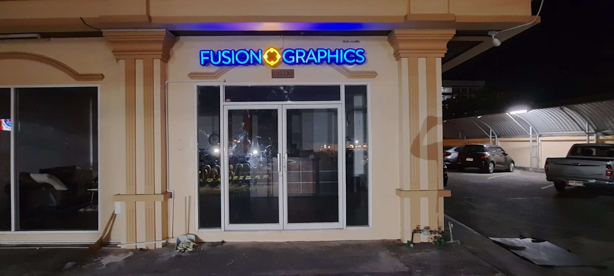 Fusion Graphics Studio in Phuket