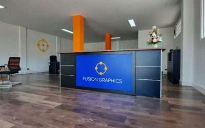 Fusion Graphics Studio Now Open