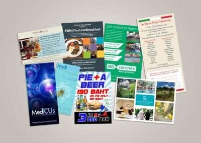 Fusion Graphics Phuket | Flyer designers