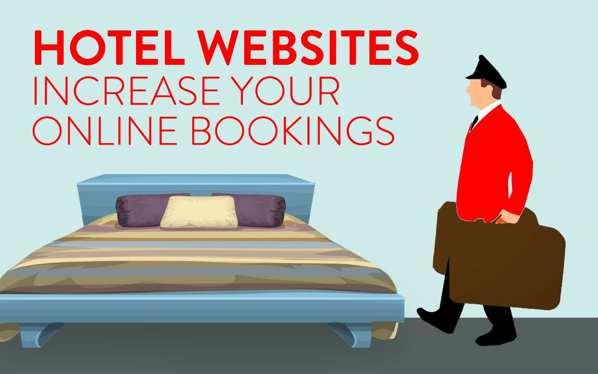 Increase your Hotels online bookings with Fusion Graphics Phuket