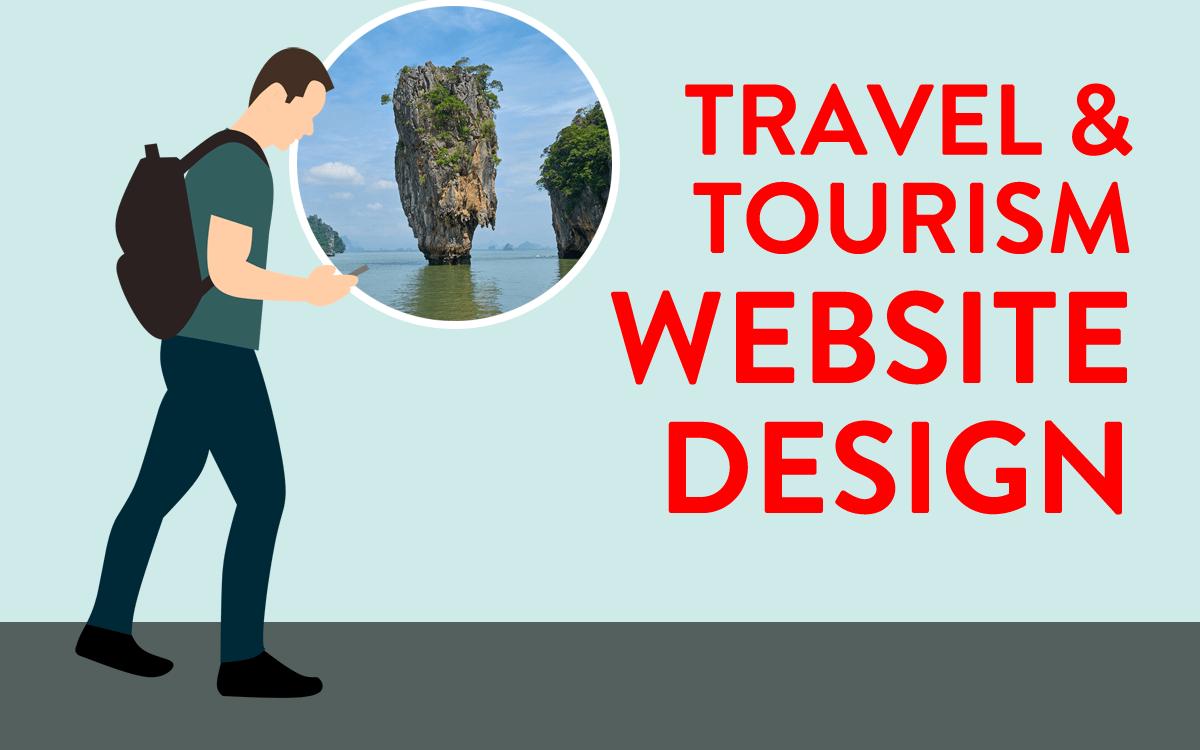 Travel and Tourism website designers | Fusion Graphics Phuket