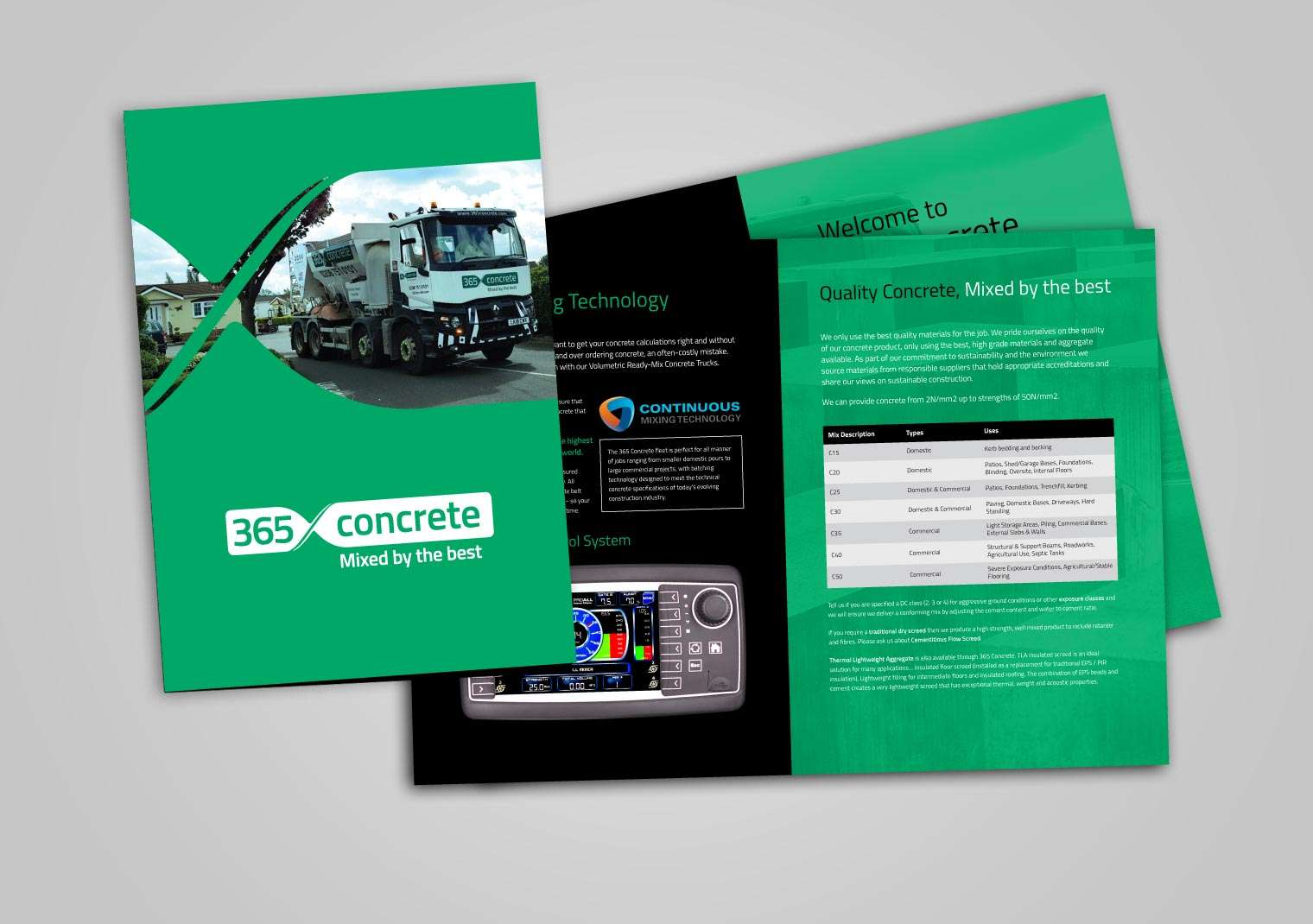 Marketing and literature designed by Fusion Graphics Phuket